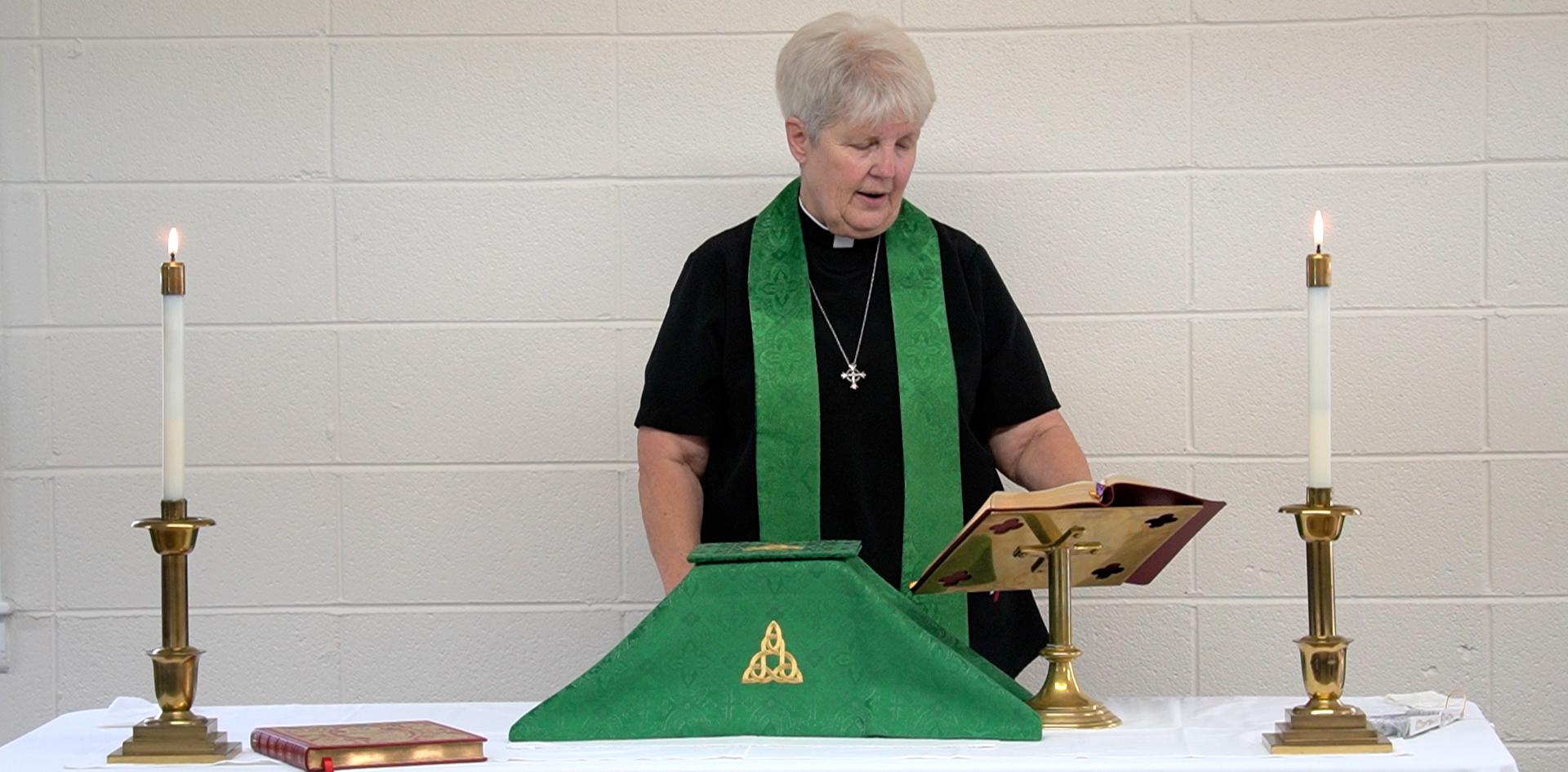 Vicar Cindy